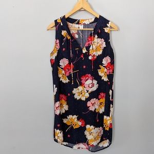Old Navy Floral Tunic/Dress